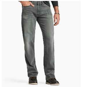 Lucky 363 Vintage Straight Jeans Grey
